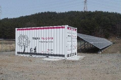 Drone,Electric car,Ess,Solar energy,Led,Wireless power: LG CNS ...