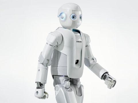 로봇 강의 들은 삼성, 사업 의지는 어느 정도?