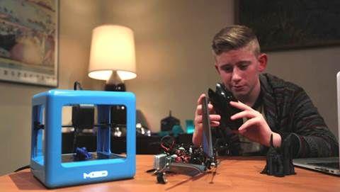 200달러짜리 가정용 첨단 3D프린터 등장