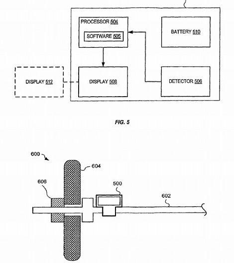 애플, 바벨 무게 측정 특허…아이워치에?