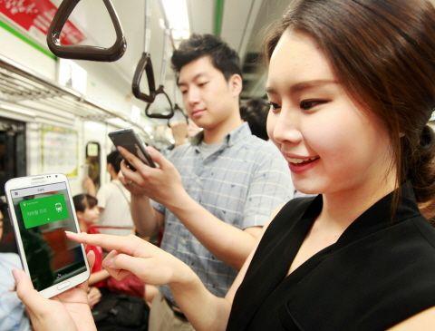 지하철 인터넷, LTE보다 10배 빨라진다