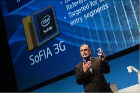 인텔이 소피아 프로젝트를 중단하며 모뎀통합칩 시장에서 철수하기로 했다.