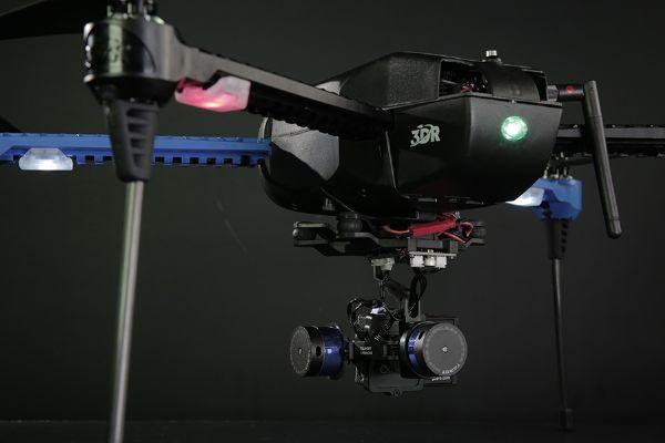 조종 필요 없는 쿼드콥터, 셀프동영상 촬영도 OK