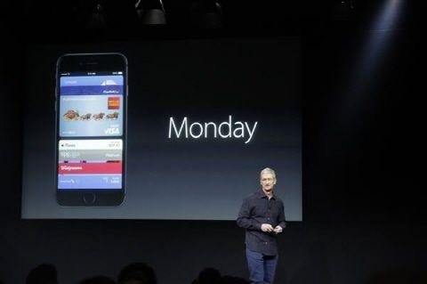 애플, 내주부터 美서 애플페이 서비스 개시
