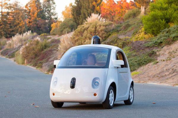 구글이 지난해 5월 선보인 실제 자율주행차 모델