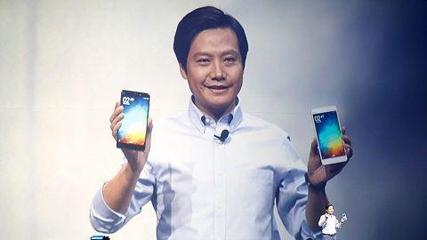레이쥔 샤오미 CEO (사진=씨넷)