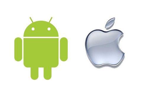 안드로이드 iOS