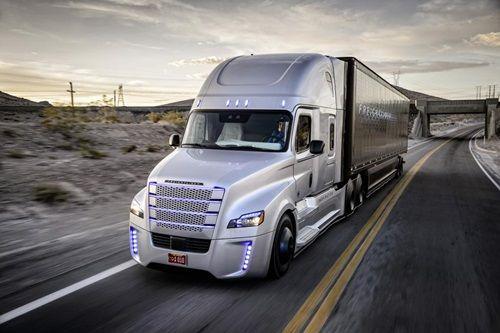 자동차, IT에 길을 묻다⑦…스마트 트럭