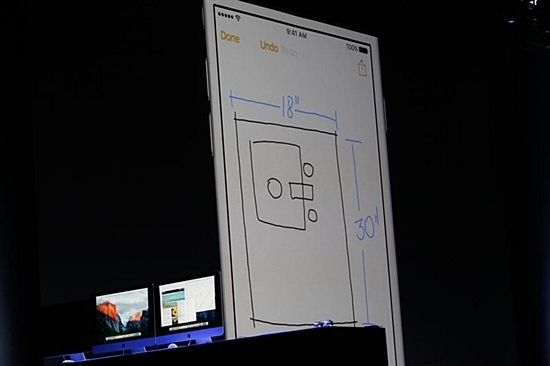 새로워진 메모앱에는 툴바와 체크리스트 기능, 그림을 그리거나 필기하는 기능이 추가되었다. (사진 = 씨넷)