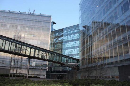 핀란드에 있는 노키아 본사 건물. (사진=씨넷)