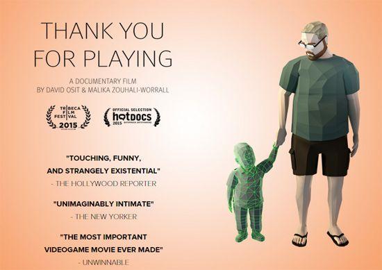 한 살 난치병 아들 위해 만든 '슬픈 게임'