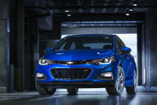 GM 신형 크루즈 美 판매가 공개...아반떼보다 낮아