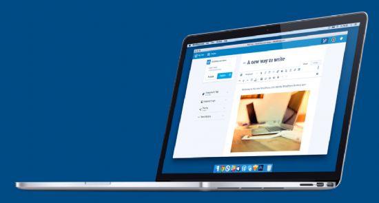 워드프레스닷컴이 자바스크립트 기반으로 새롭게 만든 어드민 인터페이스를 공개했다.