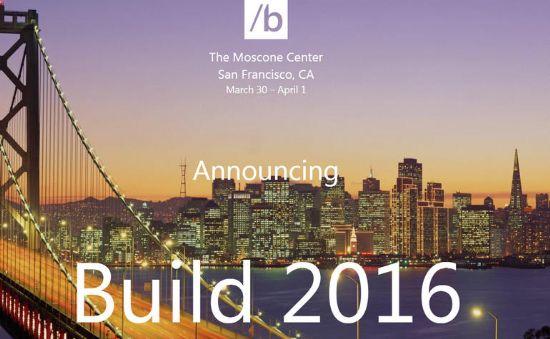 마이크로소프트가 내년 빌드 컨퍼런스를 3월30일부터 4월1일 샌프란시스코에서 개최한다.