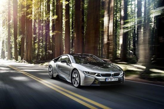 BMW i8(사진=BMW코리아)