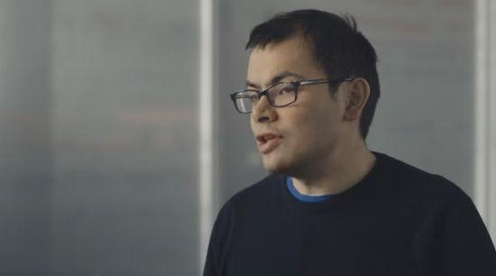 논문 대표 집필자 중 한 명인 데미스 하사비스 구글 부사장. (사진=유튜브 캡처)