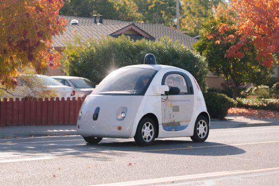 구글 자율주행차 프로토타입 (사진=구글)