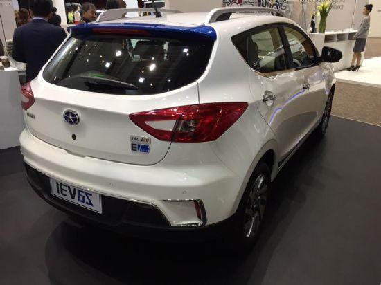 iEV6S는 올해말 제주도에서도 판매될 예정이었지만 생산 중단 상태에 놓여있다. (사진=지디넷코리아)