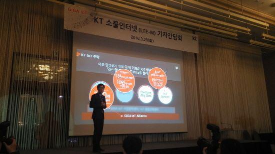 KT, 저전력 '소물인터넷' 모듈 10만개 무상 공급