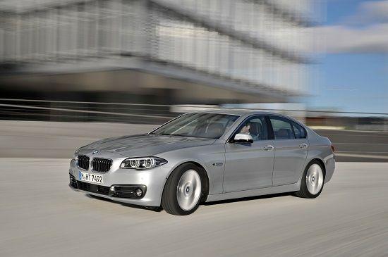 BMW 5시리즈(사진=BMW 코리아)