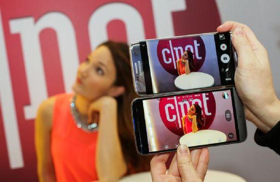 갤S7-G5 카메라 블라인드 테스트 보니