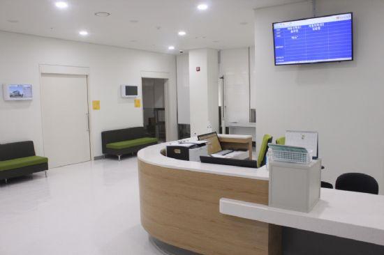 외부 진료와 장애 진단을 위한 외래진료실.
