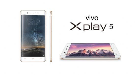 비보 X플레이5 엘리트는 QHD 해상도의 OLED 패널을 탑재, 엣지 기술까지 구현했다.