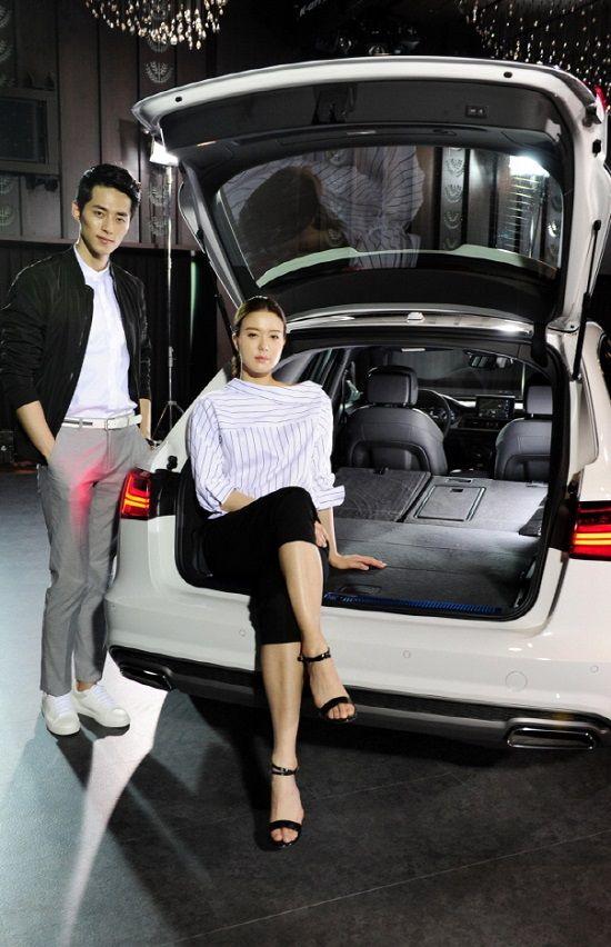 뉴 아우디 A6 아반트의 트렁크 적재 공간은 뒷좌석을 접을 경우 최대 1천680ℓ까지 확장된다(사진=아우디 코리아)