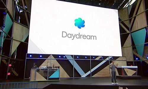 지난 7월 구글I/O 행사에서 공개된 VR 플랫폼 '데이드림' (사진=씨넷)