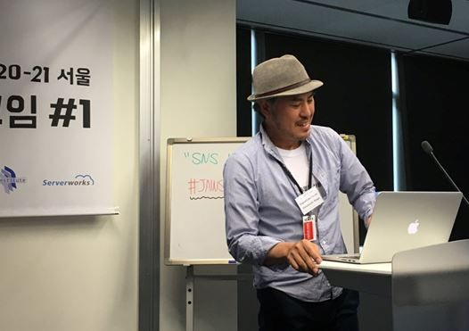 AWS를 통해 워드프레스 사업을 펼치는 Hiromichi 리더