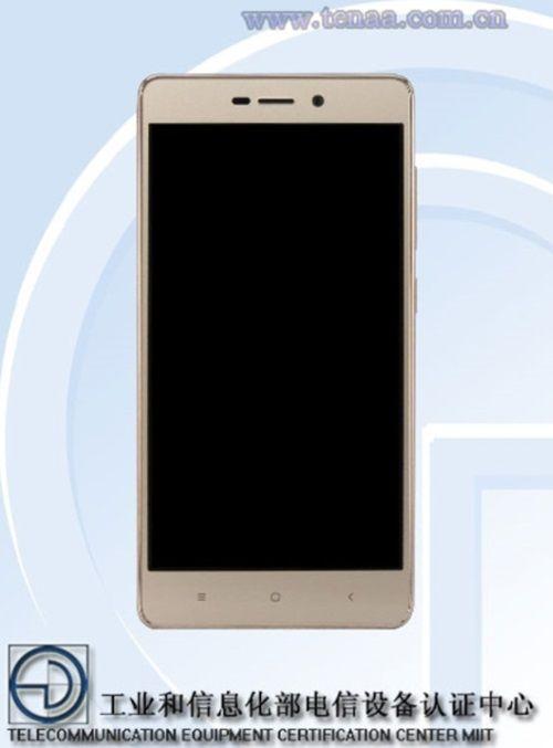 샤오미의 저가형 최신 스마트폰 홍미3A.