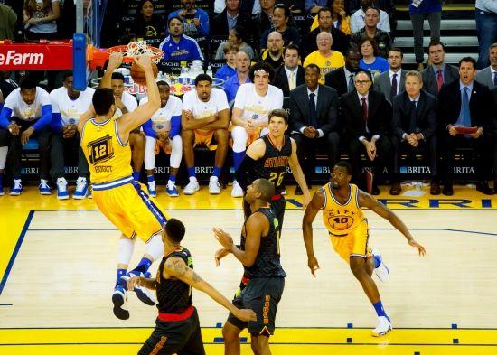 '골든스테이트'가 NBA 최강팀 된 비결은?