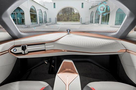 BMW 비전 넥스트 100 실내(사진=BMW코리아)