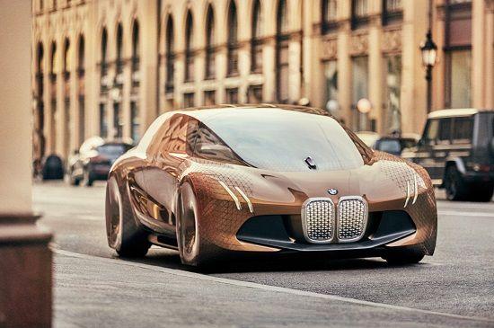 BMW 비전 넥스트 100(사진=BMW코리아)