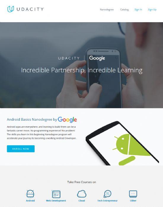 구글, 생초보 겨냥 안드로이드 앱개발 강좌 열어