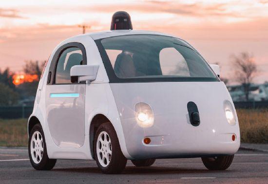 구글 자율주행차 프로토타입 (사진=씨넷/구글)