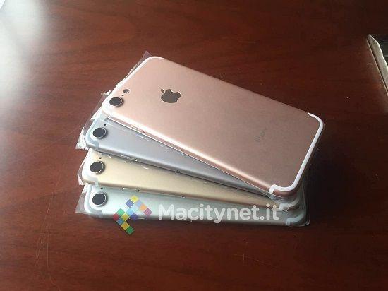 'Macitynet'에 올라온 아이폰7 추정 사진(사진=폰아레나)