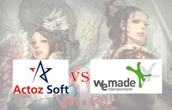 액토즈소프트와 위메이드엔터테인먼트가 미르의전설 IP 사업에 대해 서로 다른 입장을 내놓으면서, 향후 법적 다툼 등 마찰에 예상되고 있다.