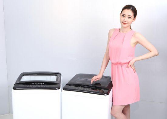 동부대우전자 6kg 전자동 세탁기 모델명 DWF-06EBWC (사진=동부대우전자)