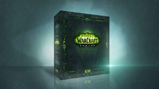 월드 오브 워크래프트: 군단 소장판.