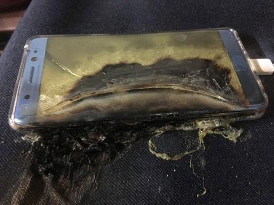 美 소비자안전위, '갤노트7' 사용중단 권고