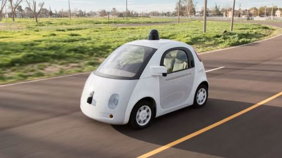 구글의 자율주행차 (사진=씨넷)