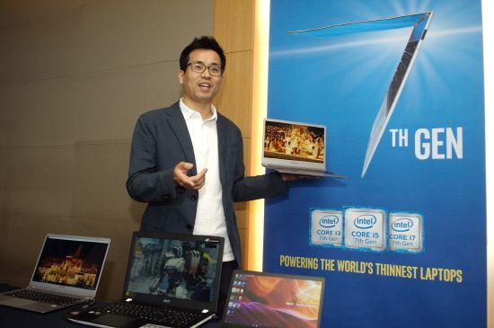 인텔 7세대 프로세서, 노트북서도 오버워치 '쌩쌩'