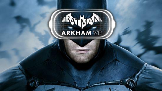 배트맨이 되어 가상현실에서 잠입액션을 펼치는 배트맨 아캄 VR.