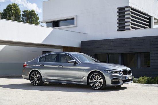 뉴 5시리즈(사진=BMW)
