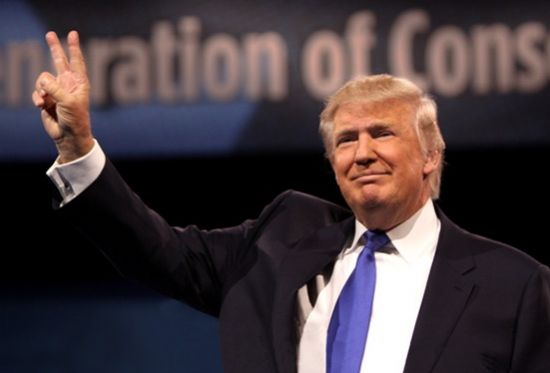 도널드 트럼프 미국 대통령 당선자 (사진=도널드 트럼프 홈페이지)