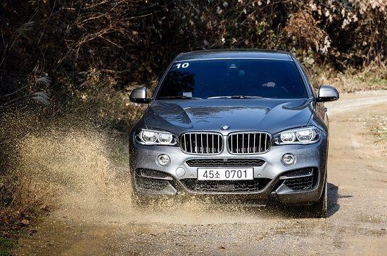 BMW X5 주행(사진=BMW코리아)