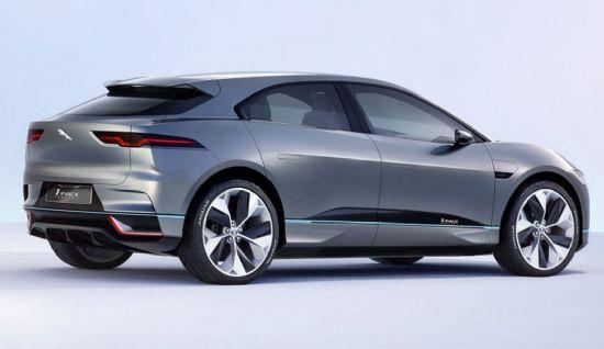 재규어 브랜드 첫 전기 SUV I-PACE 콘셉트 (사진=재규어)