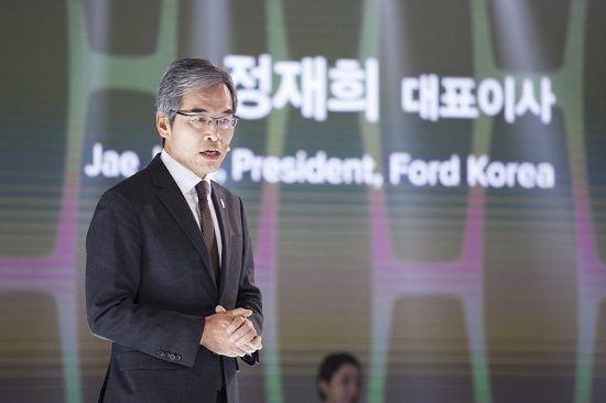 정재희 포드코리아 사장(사진=포드코리아)