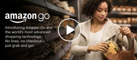 Amazon Go 동영상(출처: Amazon.com 홈페이지)